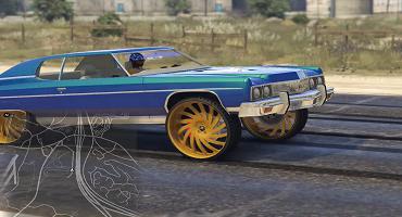 Chevy Caprice Nip Donk