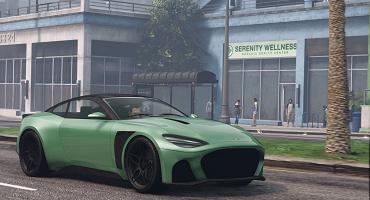 Dewbauchee Super GTS