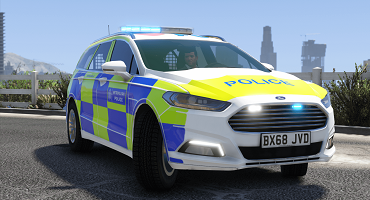 Ford Mondeo Marked