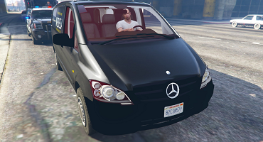 Mercedes-Benz Vito NEBESA