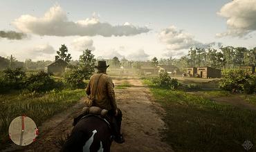 Реалистичная графика в Red Dead Redemption 2