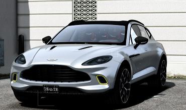 Aston Martin DBX carbon edition (Addon)