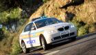 BMW E60 Police