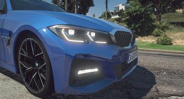 BMW M3 G20