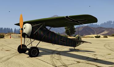 Fokker DVIII [Add-On]