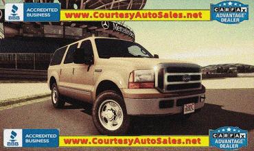 2000 Ford Excursion XLT (UW137) [Add-On]
