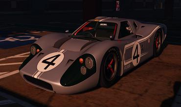 Ford GT40 MkIV [Add-On]