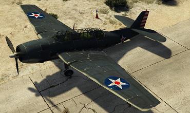 Grumman TBF-1C Avenger [Add-On]