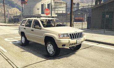 1999 Jeep Grand Cherokee Laredo (WJ) [Add-On]