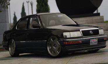 1989 Lexus LS400 1th-gen [Add-On]