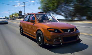 Mazda Familia [Add-On]