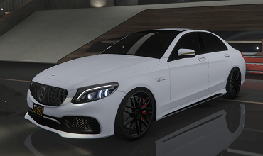 2020 Mercedes-AMG C63s AMG [Replace]