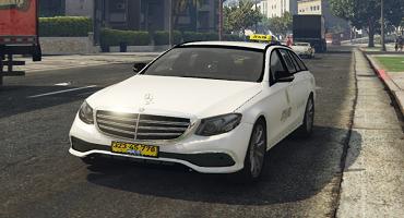 Mercedes S213
