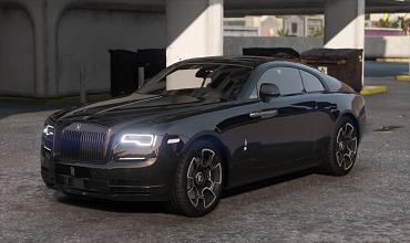2019 Rolls-Royce Wraith Black Badge [Add-On]