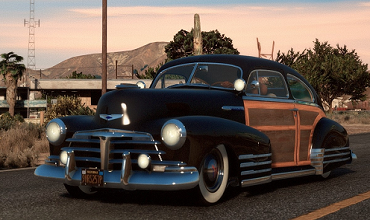 1948 Chevrolet Fleetline Aerosedan [Add-On]