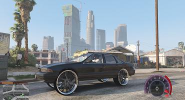 Chevrolet Impala SS DONK