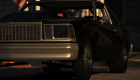 Chevrolet Malibu Drag Car