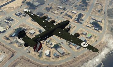 Consolidated B-24 Liberator [Add-On]