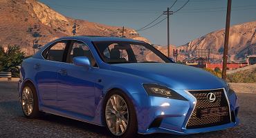 Lexus IS-F Sport