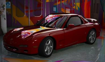 Mazda RX-7 FD3S LHD [Add-On]