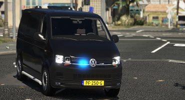Volkswagen T6 K9