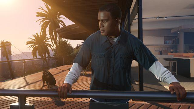 Аватары в GTA 5