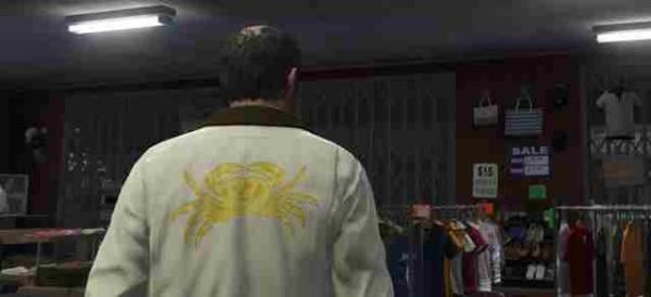 Куртка из фильма Drive