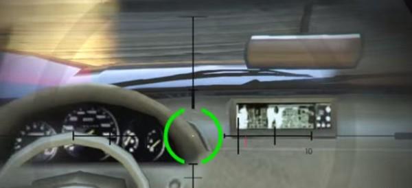 GPS навигатор в автомобиле