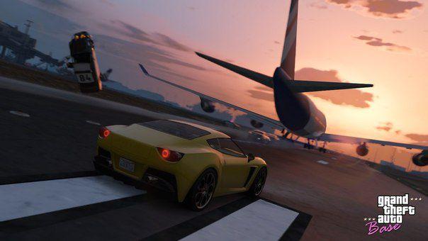 Официальный сайта GTA 5