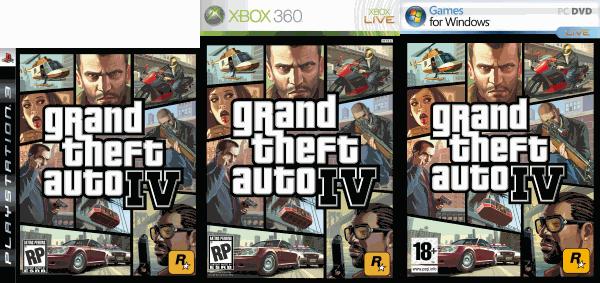 Официальные Обложки GTA 5