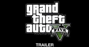 Grand Theft Auto V первый трейлер
