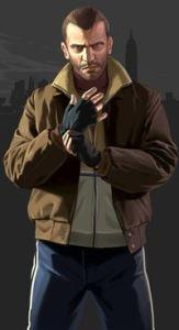 Нико Беллик GTA 4