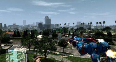 Карта GTA 5 для GTA 4