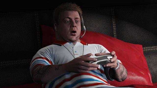 GTA 5 на PC и PS4