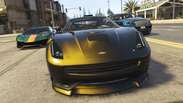 Обновление 1.13 The High Life для GTA Online выйдет 13 мая