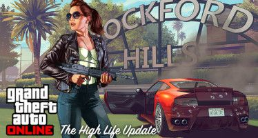 DLC The High Life