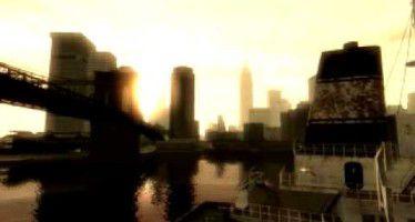 Grand Theft Auto IV первый официальный трейлер