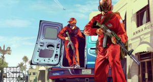 Ограбления для GTA Online