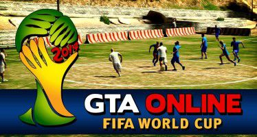 Футбол в GTA Online