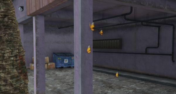 Насекомые в GTA 5