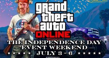 """Выходные в честь """"Дня независимости"""" с 3 по 6 июля: Бонусы GTA $ и RP"""