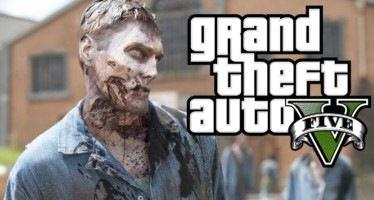 GTA 5 Зомби DLC