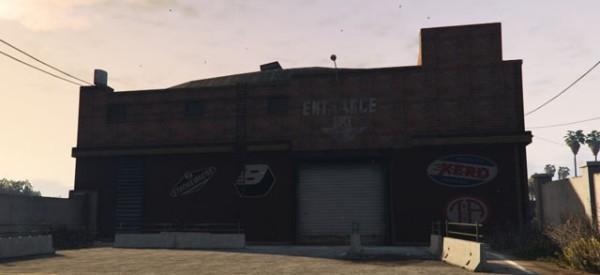 Grove Street Garage