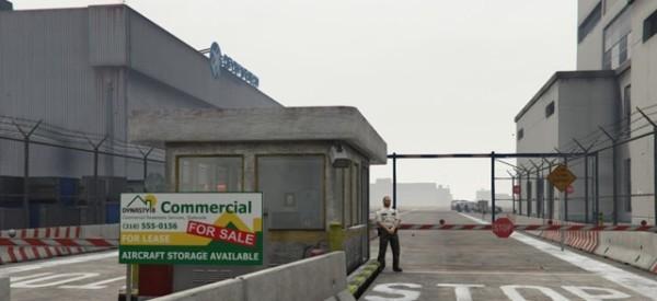 Los Santos International Hangars
