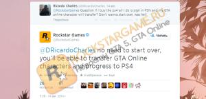GTA 5 Next-Gen: Перенос персонажей и игрового прогресса на PS4, Xbox One и PC с консолей текущего поколения