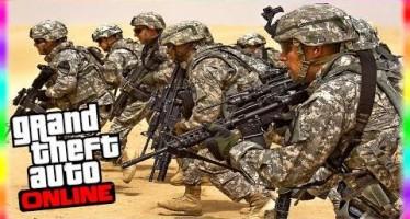 GTA 5 Online: Новая информация о обновлении «Армия», пакет из 9 новых видов раскраски, Hydra Jet и раскрытие подробностей о дате выхода