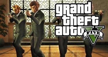 Ограбления для GTA V Online