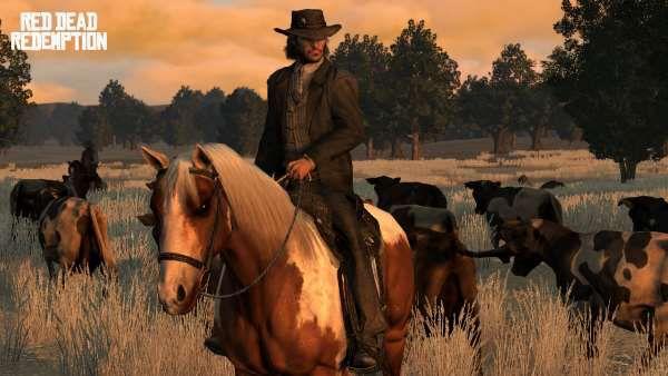 Анонс Red Dead Redemption 2 уже скоро? Копирование онлайн режимов с RDR для GTA Online