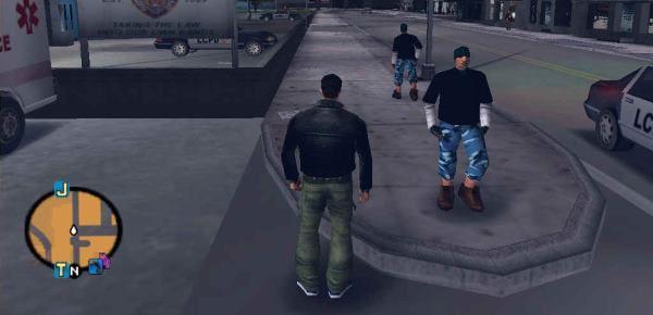 GTA 3 Коды