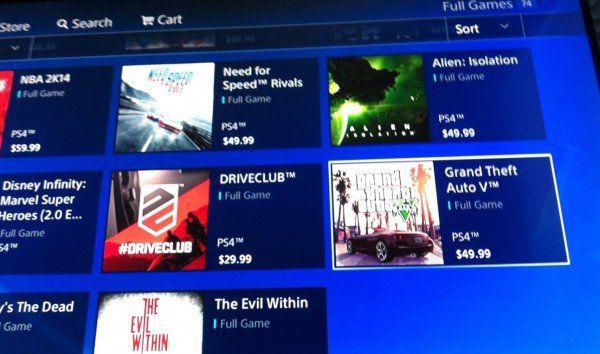 GTA 5 на PS4 обзавелся ценником в 49$ и доступен для предзаказа в PSN